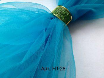 Еврофатин мягкий, Ярко-голубой
