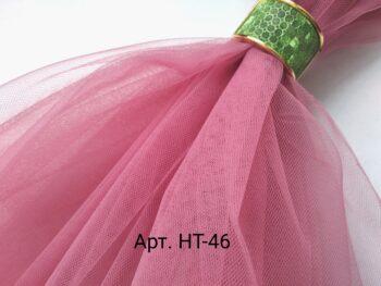 Еврофатин мягкий Нayal Пыльная роза(НТ-46)