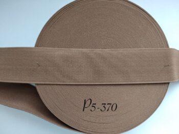 Резинка для пояса 5 см бежевая