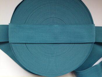 Резинка для пояса 4 см морская