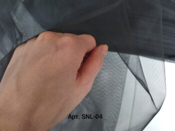 Фатин Sanal Черный для вышивки